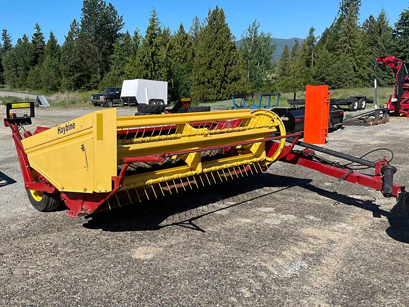 New Holland 488 Pull Type Swather